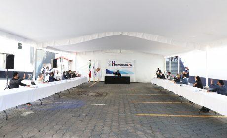 HUIXQUILUCAN APOYARÁ A 12 MIL ESTUDIANTES A TRAVÉS DE BECAS