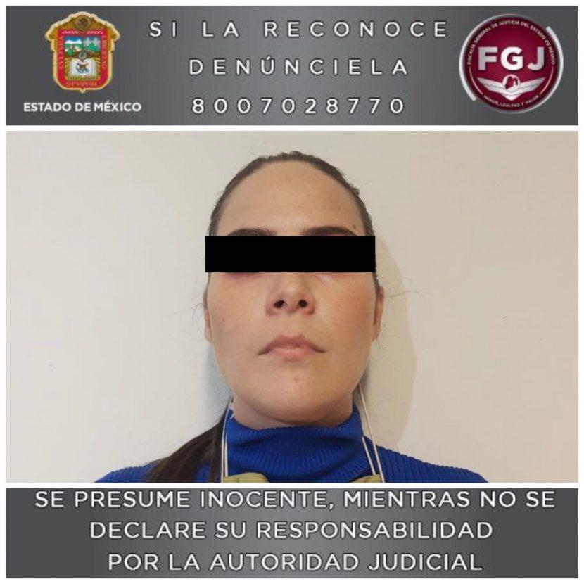 DETIENE FGJEM A MUJER INVESTIGADA POR EL HOMICIDIO DE EMPRESARIO EN METEPEC