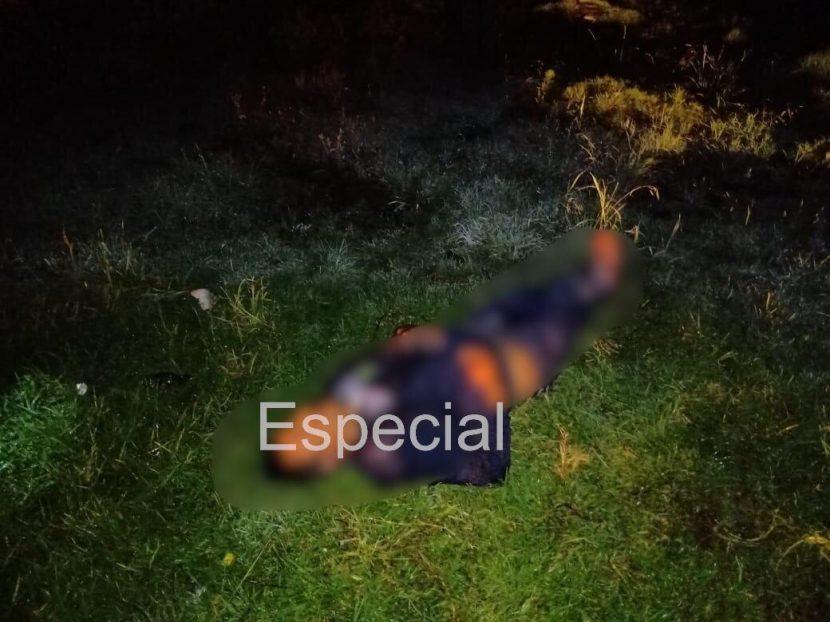 ASALTAN A 2 HERMANOS EN ALMOLOYA DE JUÁREZ; UNO MURIÓ