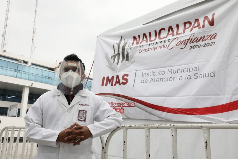DESTINA NAUCALPAN 24 MILLONES DE PESOS A COMBATE CONTRA COVID-19