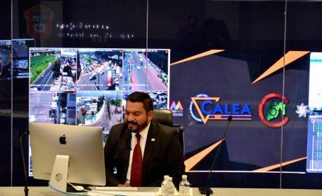 EL C5 DE LA SECRETARÍA DE SEGURIDAD OBTIENE CERTIFICACIÓN
