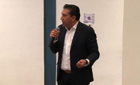 RECONOCE JUAN RODOLFO INTERÉS EN REELECCIÓN