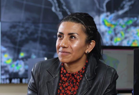 INVESTIGADORA DE LA UAEM COLABORA CON ONU-SPIDER