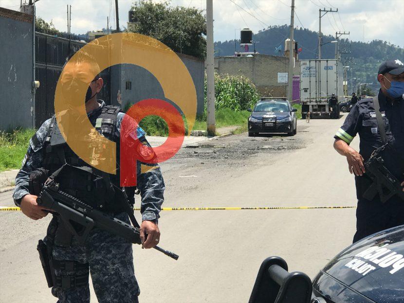 HALLAN A 2 EJECUTADOS EN SANTA CRUZ AZCAPOTZALTONGO, EN TOLUCA