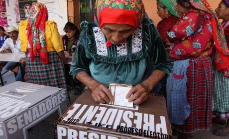 GARANTIZAR LOS DERECHOS POLÍTICO-ELECTORALES DE LOS PUEBLOS ORIGINARIOS: IEEM