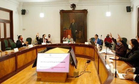 MEJORAN ATLAS MUNICIPAL DE RIESGOS DE TLALNEPANTLA