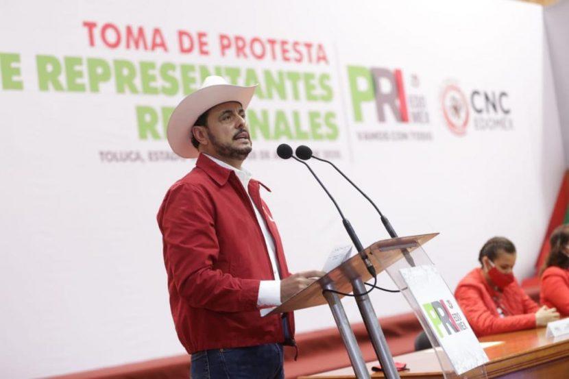 EL VOTO DEL ESTADO DE MÉXICO, EL MÁS ESTABLE  Y VALIOSO DEL PAÍS: HERNÁNDEZ DERAS
