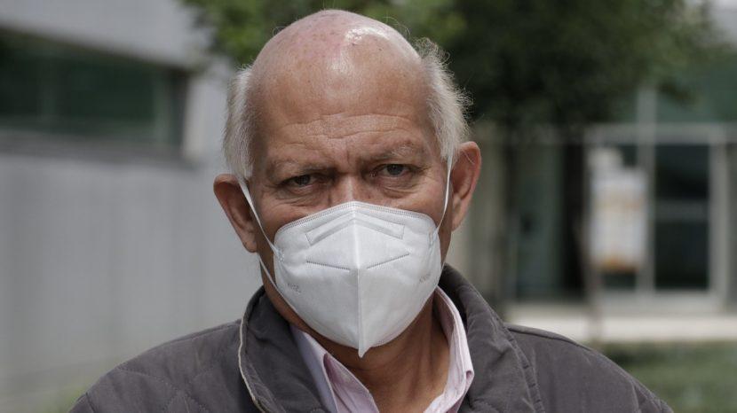 RECONOCE MÉDICO DEL ISSEMyM LO DIFÍCIL DE SER PACIENTE COVID