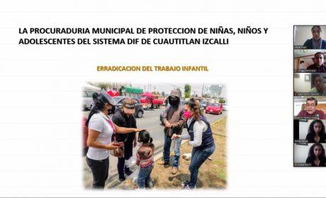 ACCIONES PARA LA ERRADICACIÓN DEL TRABAJO INFANTIL