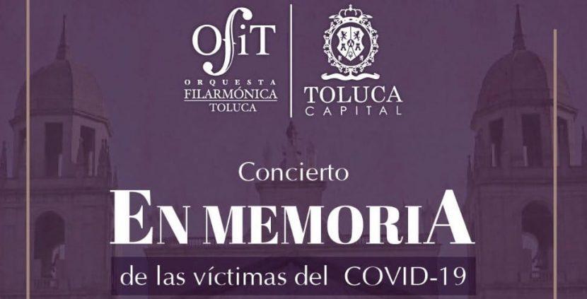 OFIT OFRECERÁ CONCIERTO EN MEMORIA DE VÍCTIMAS DE PANDEMIA