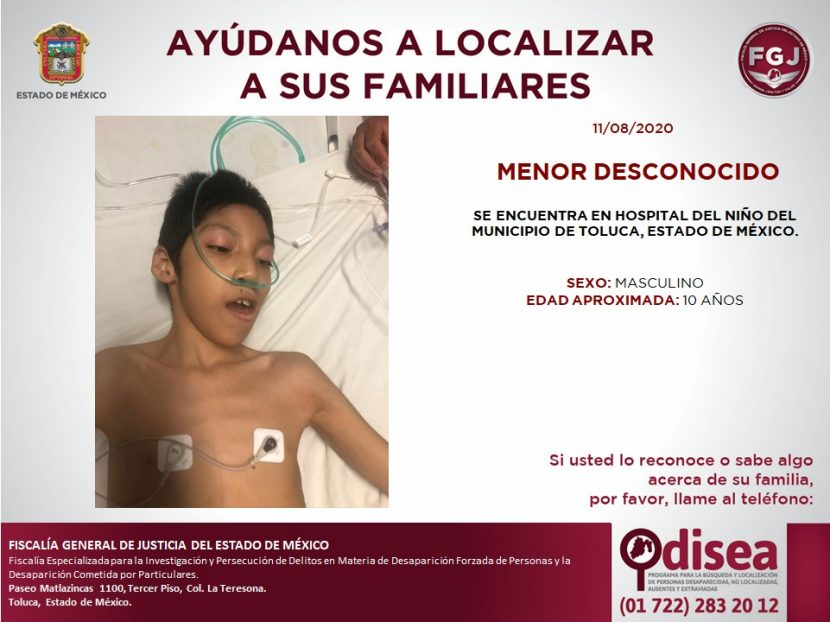 DAN DE ALTA A SIETE QUE RESULTARON LESIONADOS EN EL ACCIDENTE