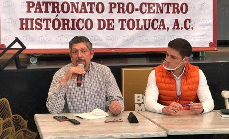POR PANDEMIA: LOCALES DESOCUPADOS DEL CENTRO DE TOLUCA