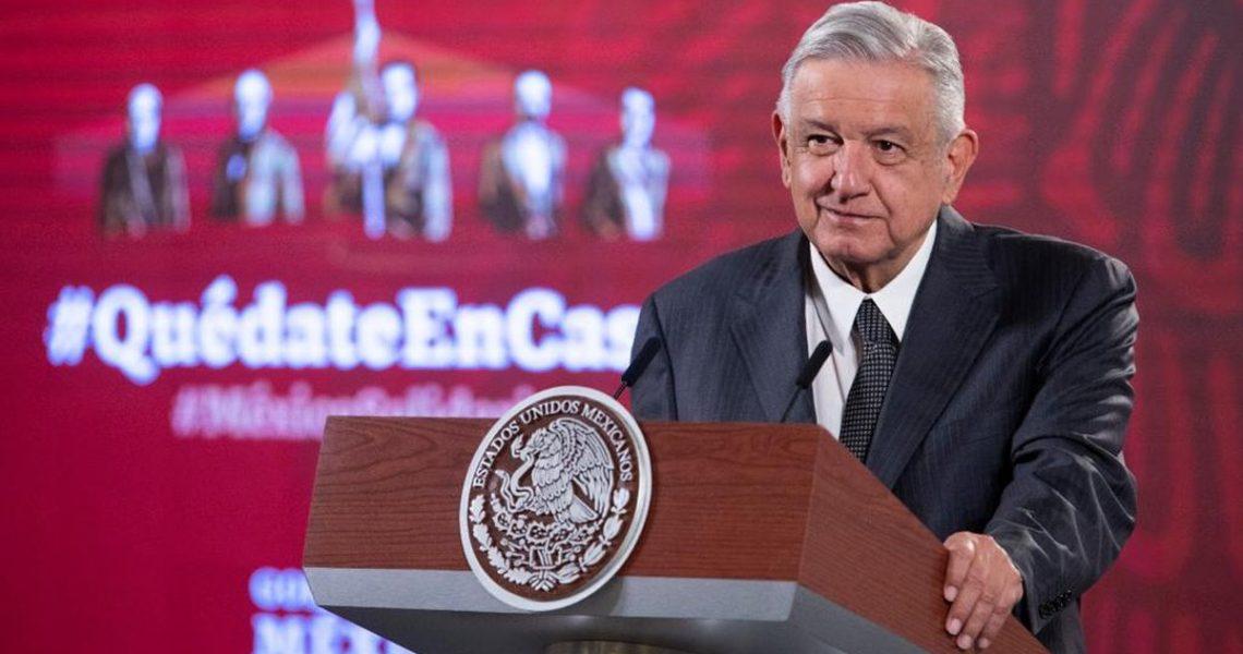 MÉXICO PRODUCIRÁ VACUNA CONTRA COVID-19 DE ACCESO GRATUITO: AMLO