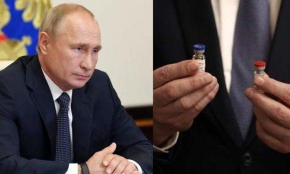 PUTIN: RUSIA REGISTRA LA PRIMERA VACUNA CONTRA COVID-19
