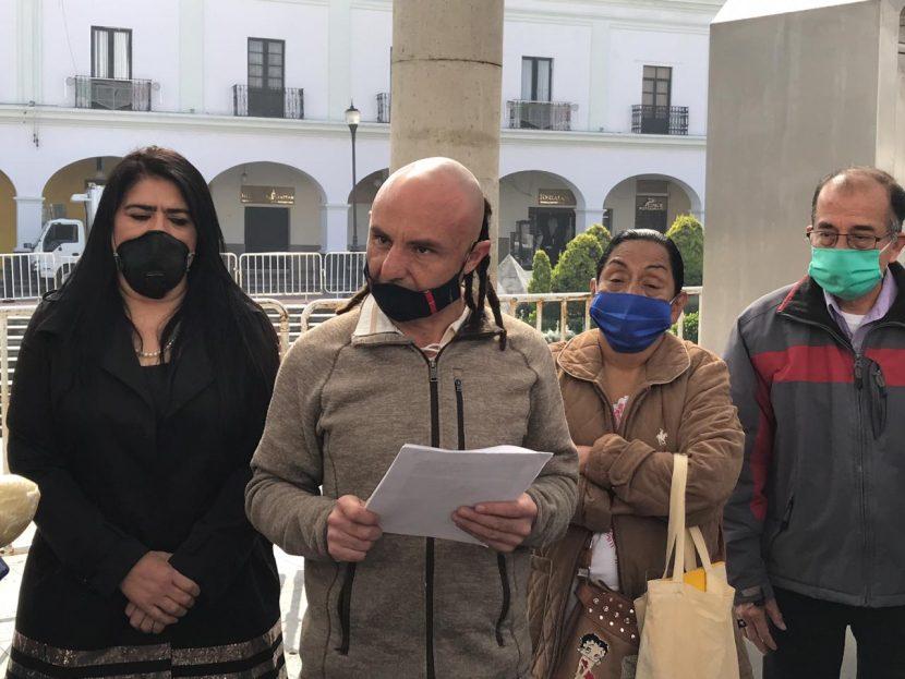 SIGUEN RECHAZANDO TORRE DE LUZ PARA EL TREN INTERURBANO