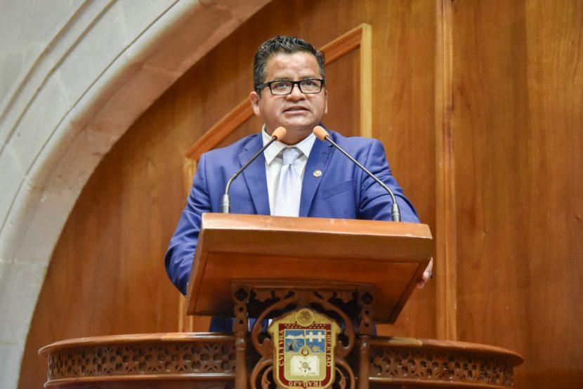SE PRONUNCIA GABRIEL GUTIÉRREZ EN CONTRA DE LA VIOLENCIA POLÍTICA EN EL ESTADO DE MÉXICO