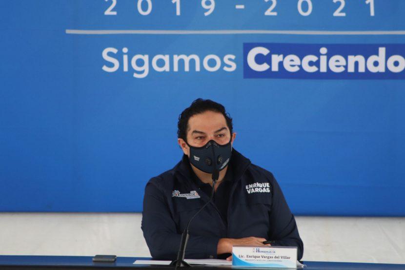 HUIXQUILUCAN MUNICIPIO SEGURO PARA INVERSIÓN EMPRESARIAL
