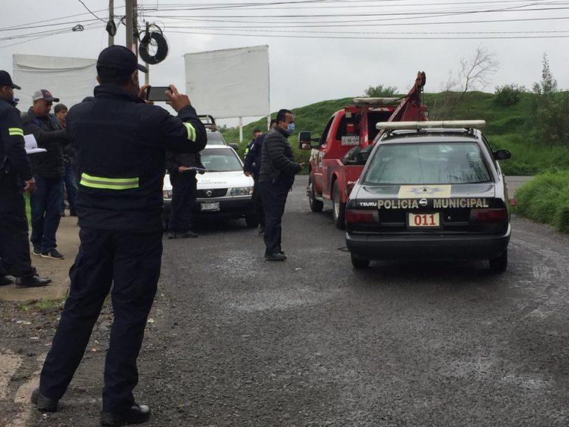 ASESINAN A 2 POLICÍAS EN CHAPULTEPEC