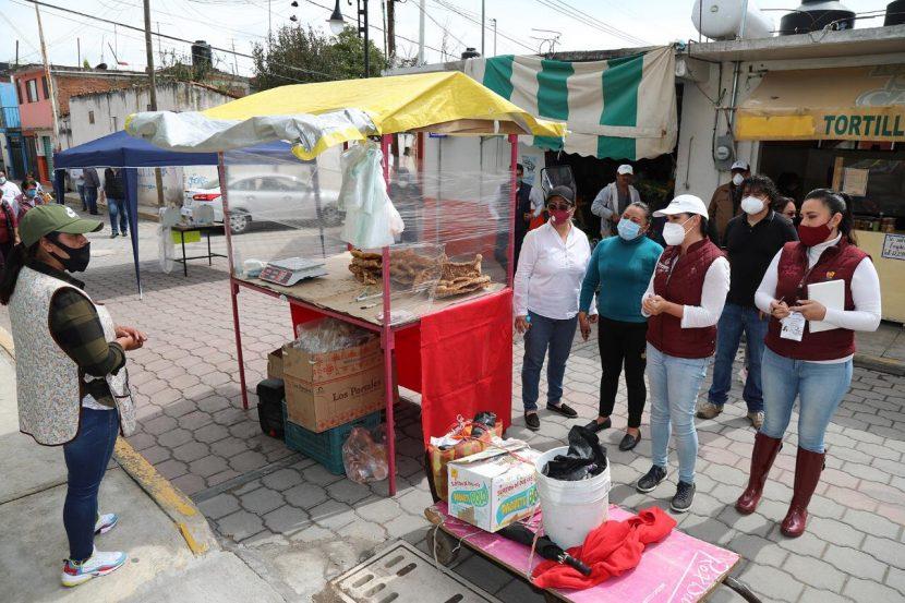 RENOVADOS COMPROMISOS ASUME GABY GAMBOA EN OCOTITLÁN
