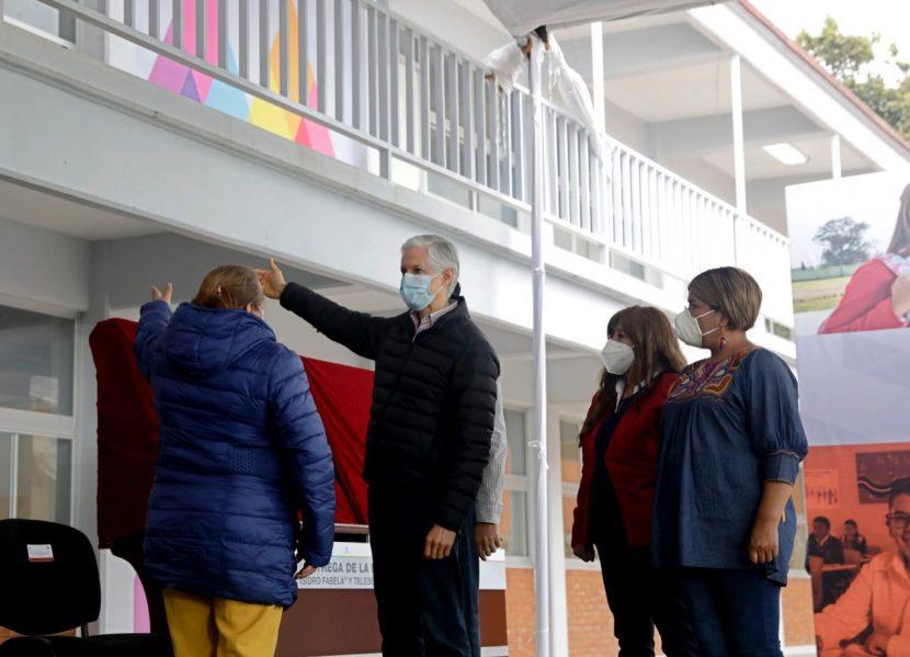 EDOMÉX GOBIERNO UNIDO Y SOLIDARIDARIO ANTE LAS ADVERSIDADES: ALFREDO DEL MAZO