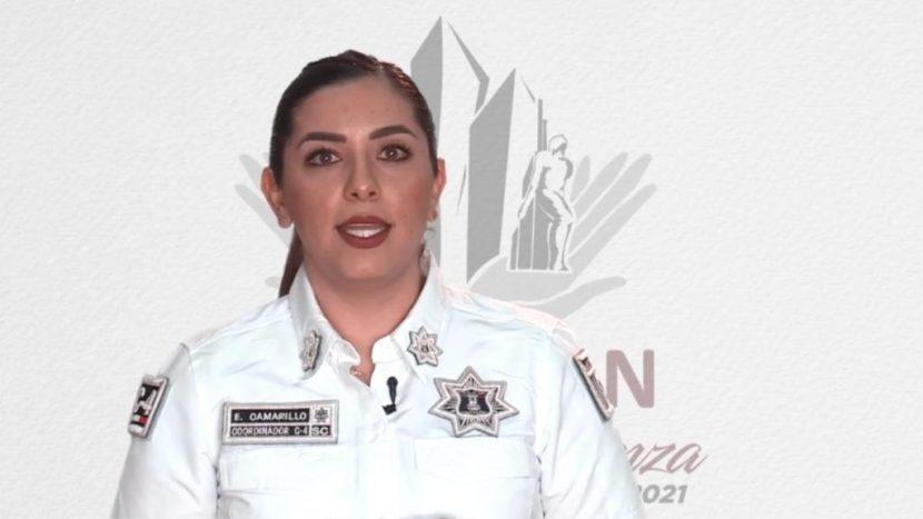 ELIZABETH CAMARILLO, RESPONSABLE DE LOS 'OJOS DE NAUCALPAN'