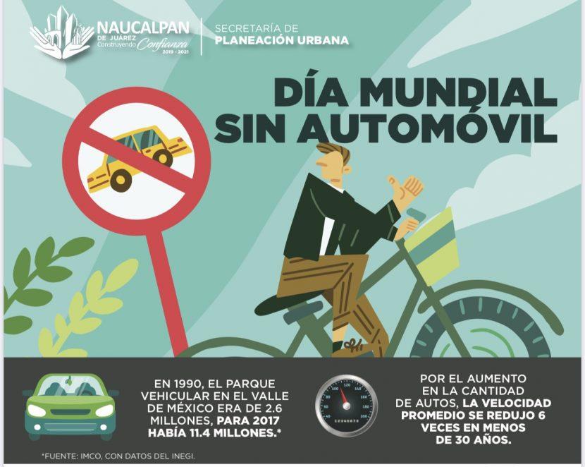 IMPULSA NAUCALPAN ALTERNATIVAS DE MOVILIDAD