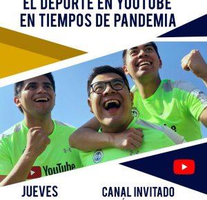 """INVITA IMCUFIDET A CONVERSAR CON LOS CREADORES DEL CANAL DE YOUTUBE """"ÉEEPALE"""""""