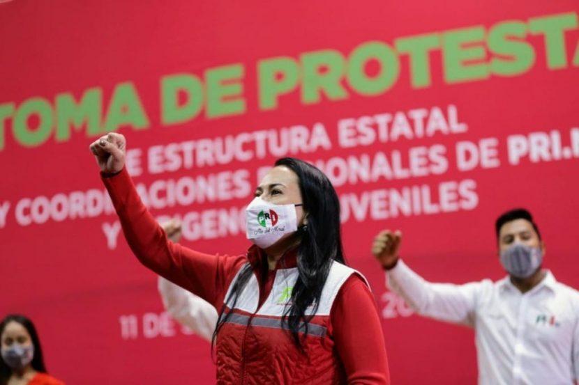 NO AL PROTAGONISMO, ES EL PEOR ENEMIGO DE UN POLÍTICO: ALEJANDRA DEL MORAL