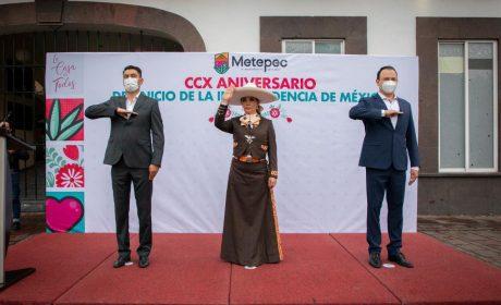 LA CAUSA INDEPENDENTISTA, LEGADO DE REGENERACIÓN Y ESPERANZA DE MÉXICO: GABY GAMBOA