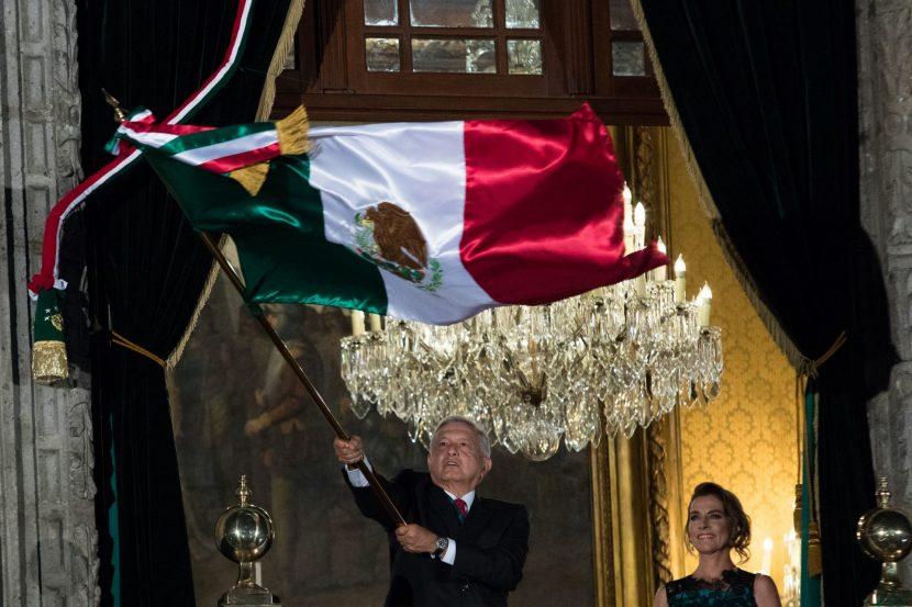 ENCABEZARÁ EL PRESIDENTE LA CEREMONIA DEL GRITO DE INDEPENDENCIA