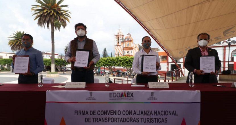 REALIZAN PRIMER ENCUENTRO DE FORTALECIMIENTO TURÍSTICO EN ZONA ORIENTE DE EDOMEX