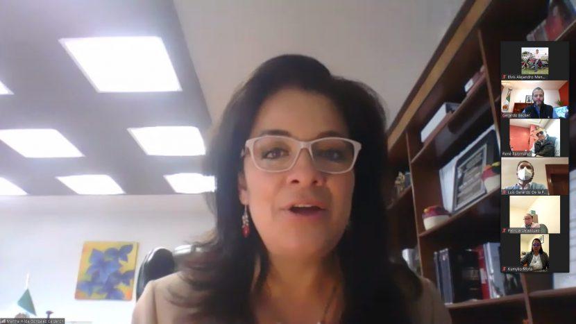 PRESENTA TRIBUNAL DE CONCILIACIÓN Y ARBITRAJE AVANCES PARA BRINDAR SERVICIOS EN LÍNEA
