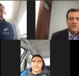 REALIZAN CONVERSATORIO ¡AL GRITO DE BOX: VIVA MÉXICO!