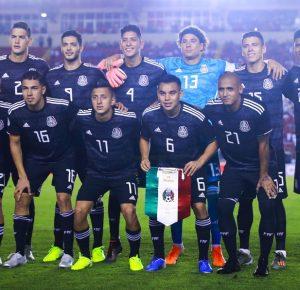 SELECCIÓN MEXICANA ESTÁ UBICADA EN LA POSICIÓN 11 DE RANKING FIFA