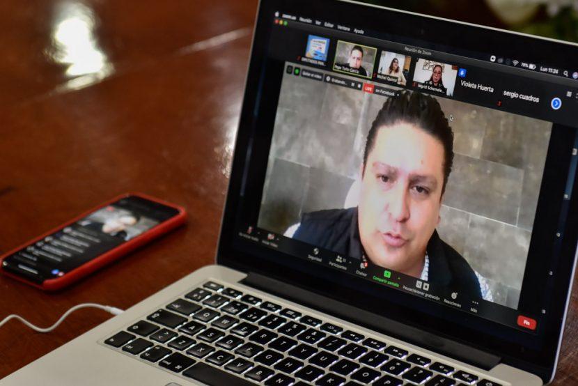 EN MÉXICO 12 MILLONES DE MUJERES MAYORES DE 12 AÑOS HAN SIDO  VÍCTIMAS DE ACOSO CIBÉRNETICO: KARLA FIESCO