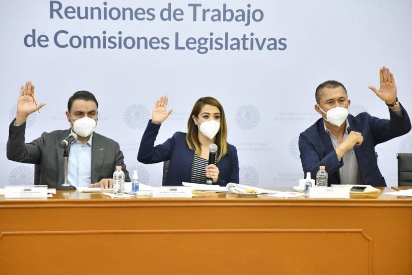 AVANZA EN COMISIONES INICIATIVA PARA EFICIENTAR EL SISTEMA ANTICORRUPCIÓN