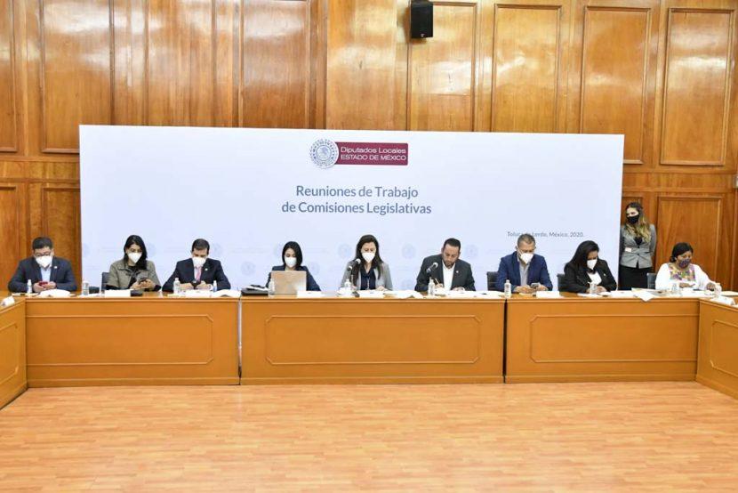 AVALAN COMISIONES LA LEY DE DECLARACIÓN ESPECIAL DE AUSENCIA DE PERSONAS DESAPARECIDAS