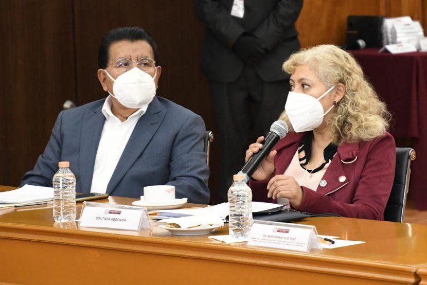 AVALAN COMISIONES LEY DE ARCHIVOS DEL ESTADO DE MÉXICO Y MUNICIPIOS
