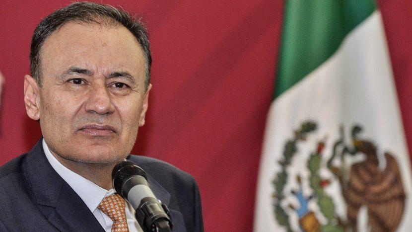 RENUNCIA ALFONSO DURAZO PARA BUSCAR GUBERNATURA DE SONORA
