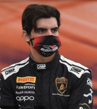 EL PILOTO MEXICANO RAÚL GUZMÁN SE ACCIDENTA EN LA SPA-FRANCORCHAMPS