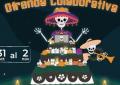 CON OFRENDA VIRTUAL, EL COMPLEJO CULTURAL LOS PINOS CONMEMORA EL DÍA DE MUERTOS
