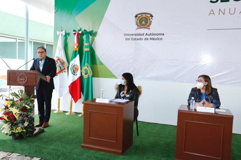 UAEM CUMPLE ACUERDOS CON COLECTIVOS FEMINISTAS Y PARISTAS DE LA FCC: ALFREDO BARRERA