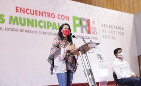 EL PRI SIEMBRA UNIDAD Y LEALTAD PARA COSECHAR TRIUNFOS ELECTORALES: ALEJANDRA DEL MORAL