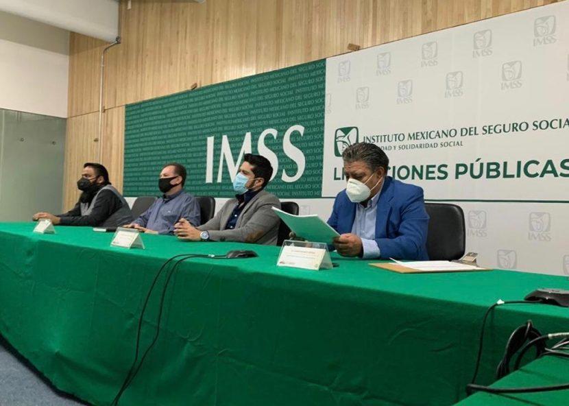 TRANSMITIÓ IMSS LICITACIÓN PARA ADQUISICIÓN DE PRUEBAS VIH