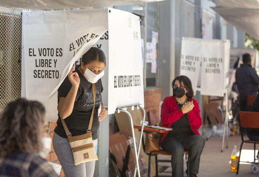 EL PRI ARRASA EN ELECCIONES DE COAHUILA E HIDALGO