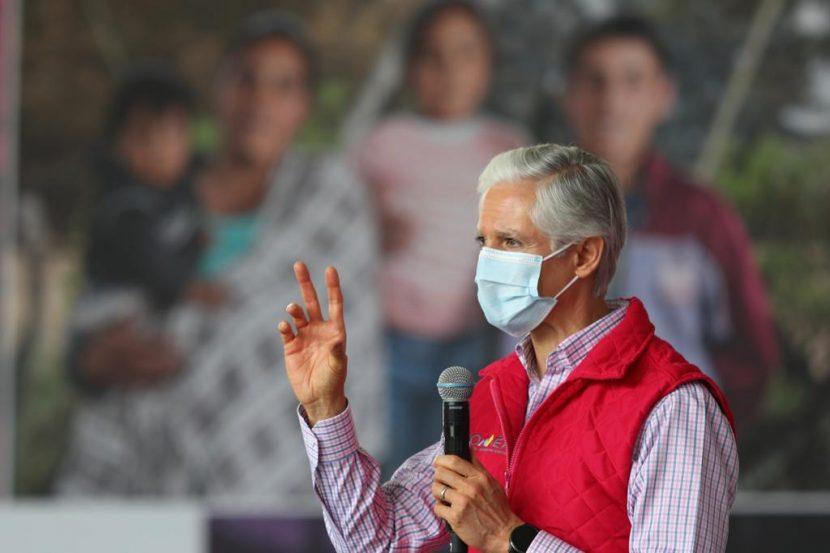 SALARIO ROSA PARA APOYAR A LAS AMAS DE CASA DEL SUR DEL EDOMÉX
