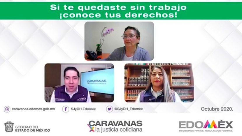GARANTIZA EDOMÉX DERECHOS LABORALES DE LAS Y LOS TRABAJADORES
