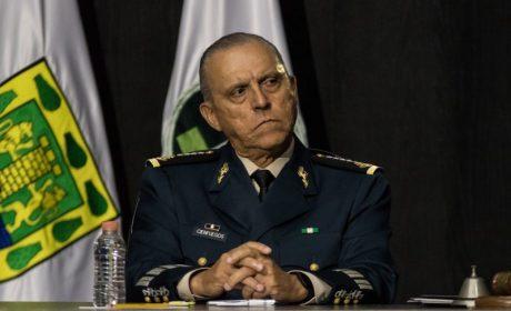 DETIENEN EN EU AL EX SECRETARIO DE LA DEFENSA NACIONAL SALVADOR CIENFUEGOS