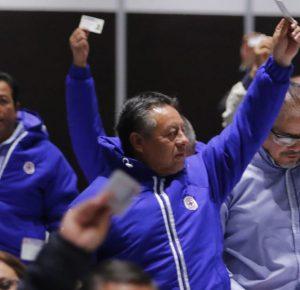 COOPERATIVISTAS RECHAZAN POR ILEGAL EL FALLO A FAVOR DE MARÍN Y VELÁZQUEZ