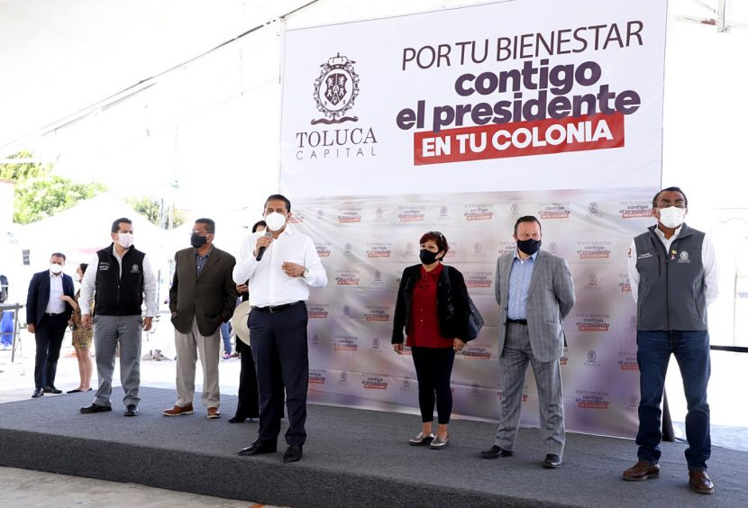 INICIÓ JUÁN RODOLFO PROGRAMA CON ACCIONES PENSADAS PARA LA COMUNIDAD